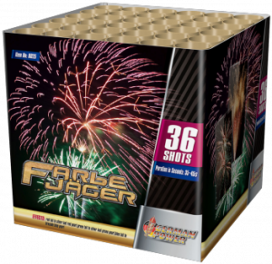 VUURWERK GERMAN POWER