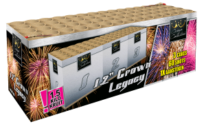 VUURWERK Compound Box