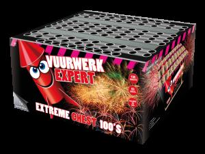 Vuurwerk Flowerbed